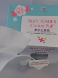 Cotons démaquillants # 9 : Silky Tender Cotton Puff