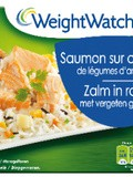 Plat cuisiné # 7 : Saumon sur crème - Weight Watchers