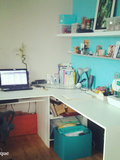 I did it myself ! Mon bureau