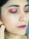 Make-up// Cuivre et rose