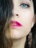 Make-up// Dinky Magenta, Endless love liptick Kiko