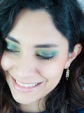 Make-up// Green spectrum