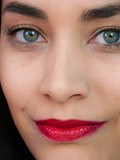 Make-up // Valentine lips… (make-up spécial allergies saisonnières)
