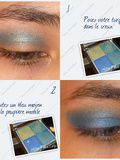 Tuto photo #8 – make-up – Totally blue