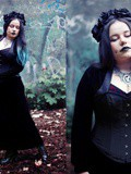 Darkinette of the day : Classic Witch