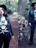 Darkinette of the Day : Du look de festival