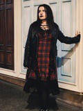 Darkinette of the Day : Du Tartan, de nuit