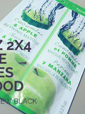 Gagnez 2×4 duos de masques Face Food