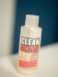 Gel Douche Clean on Me de Soap and Glory