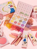La collaboration entre Colour Pop et Sailor Moon