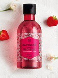 La collection Japanese Blossom Strawberry Kiss de The Body Shop