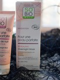 Le masque de nuit Revelateur de So Bio Etic