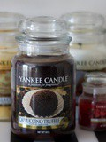 Light my Fire : Capuccino Truffle de Yankee Candle