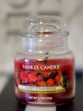 Light My Fire : Sweet Strawberry de Yankee Candle