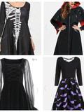 Ma Wishlist Halloween chez Rosegal
