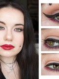 Make-up : Du rouge discret