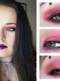 Make-up : Du smoky rouge