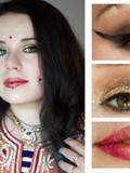 Make-up : Du spectacle Bollywood