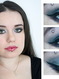 Make up : En vert avec la Vice 2