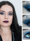 Make Up : Le candélabre bleu