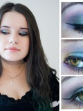 Make up pastel et printanier
