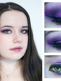 Make-up plus violet tu meurs