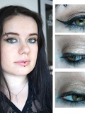 Make up : un peu de bleu clair
