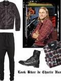 Charlie Hunnam... Copiez le look Sons Of Anarchy
