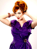 Inspiration beauté vintage: Christina Hendricks