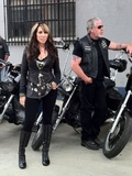 Look de Gemma Teller Morrow Sons Of Anarchy