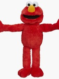 Pas de lutin...mais... On a un Elmo! #MamanPG