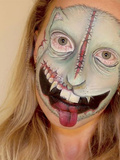 12 idées maquillage d'Halloween
