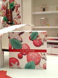 Coup de coeur : la Clarins Box Party Time et son « Cupcake de Noël »