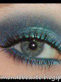 Make up tout bleu