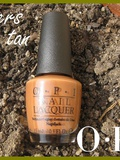 A-piers to be tan – opi