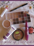 Back to school : le make up (tuto video inside)