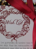 GlossyBox Whish List – novembre 2012
