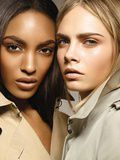 Make up Burberry automne/hiver 2011 – Concours inside