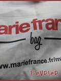 Marie France Bag – Février 2014