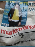Marie France Bag – Janvier 2014