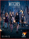 Mes séries préférées : Witches of East End