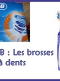 Oral b : les brosses à dents