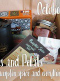 Peaches and Petals October 2016 – Pumpkin spice and everything nice