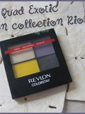 Quad Exotic – Revlon collection Rio Rush