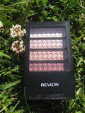 Quad fards à paupières Blushed Wines – Revlon Colorstay