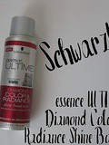Schwarzkopf essence ultime Diamond Color and Radiance Shine Boost Tonic